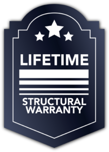 ThermaCore RC™ Lifetime Strutural Warranty